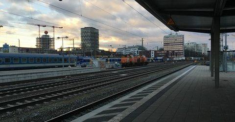 München Bahnhof